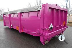 Gefahrgutcontainer für Akkutransport